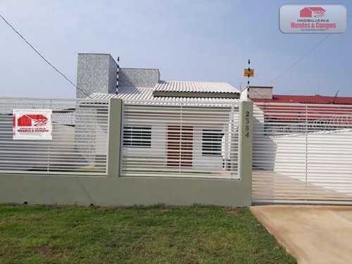 Casa, código 3359 em Ariquemes, bairro Jardim Paulista