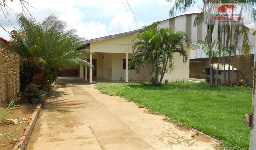 Casa em Ariquemes, bairro Setor Institucional
