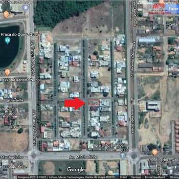 Terreno em Ariquemes, bairro Setor Institucional
