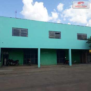 Conjunto Comercial em Alto Paraíso, bairro Centro