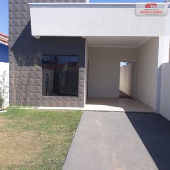 Casa em Ariquemes, bairro Jardim Vitória