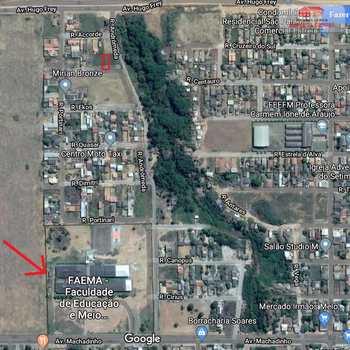 Terreno em Ariquemes, bairro Residencial Eldorado