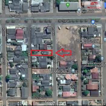 Casa Comercial em Ariquemes, bairro Setor 02