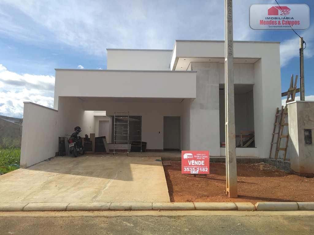 Casa de Condomínio em Ariquemes, no bairro Condomínio São Paulo