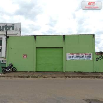 Galpão em Ariquemes, bairro Jardim Jorge Teixeira