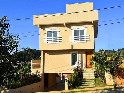 Casa de Condomínio, código 1062 em Cotia, bairro Jardim São Vicente