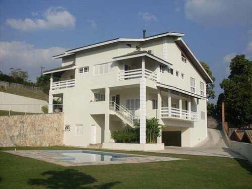 Casa de Condomínio, código 575 em Cotia, bairro São Paulo II