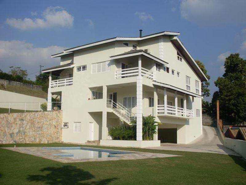 Casa de Condomínio em Cotia, bairro São Paulo II