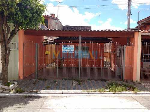 Casa, código 779 em São Paulo, bairro Parque Paulistano