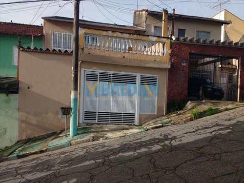 Sobrado, código 773 em São Paulo, bairro Cidade Antônio Estevão de Carvalho