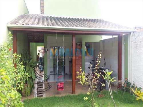 Sobrado, código 772 em Itanhaém, bairro Vila São Paulo