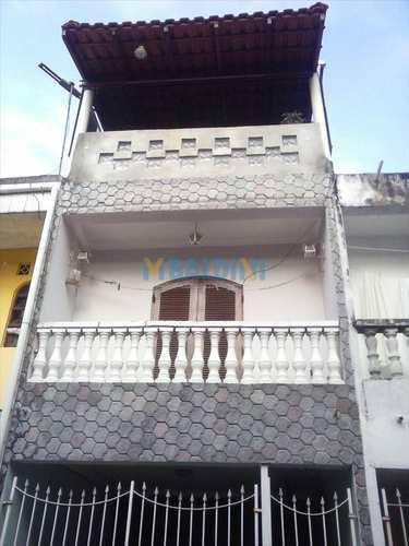 Sobrado, código 744 em São Paulo, bairro Parque Paulistano