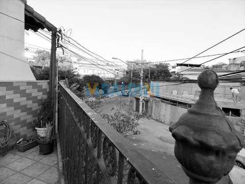 Sobrado, código 707 em São Paulo, bairro Cidade Patriarca