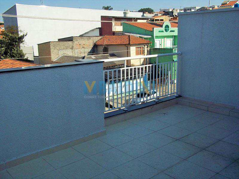 Sobrado em São Paulo, bairro Vila Matilde