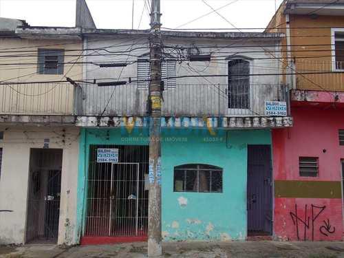 Casa, código 689 em São Paulo, bairro Cidade Patriarca