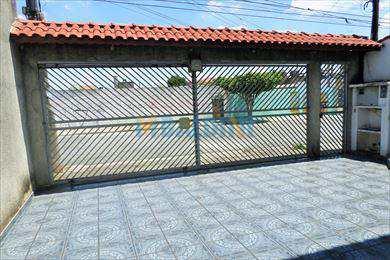 Sobrado em São Paulo, bairro Parque Paulistano