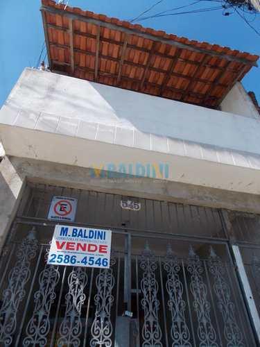 Sobrado, código 785 em São Paulo, bairro Vila Mara