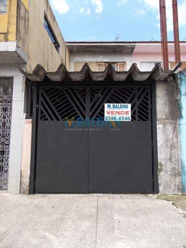 Sobrado, código 800 em São Paulo, bairro Vila Mara