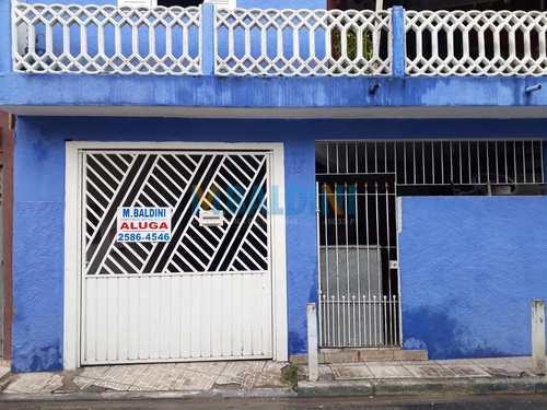 Casa, código 826 em São Paulo, bairro Jardim São Martinho