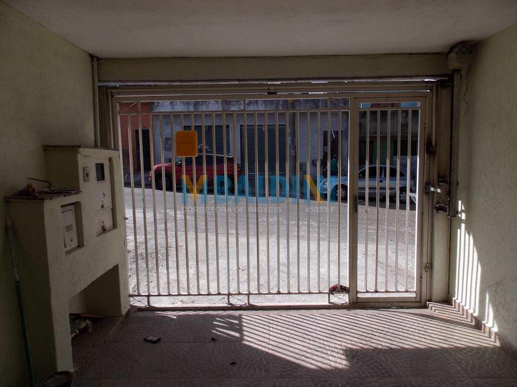 Sobrado em São Paulo, no bairro Cidade Nova São Miguel