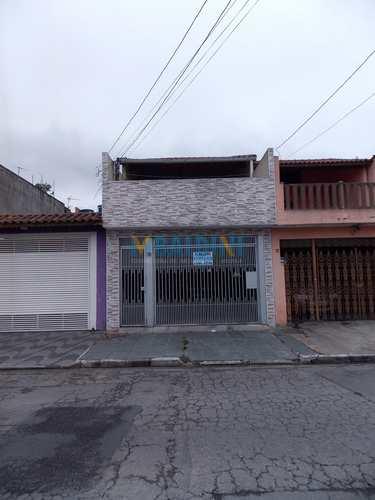 Sobrado, código 839 em São Paulo, bairro Parque Paulistano
