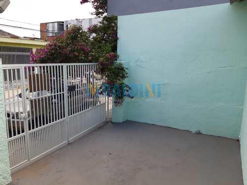 Casa, código 851 em São Paulo, bairro Vila Vessoni