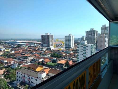 Apartamento, código RCR31 em Praia Grande, bairro Guilhermina