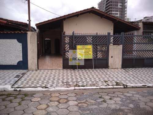 Casa, código RCC58 em Praia Grande, bairro Guilhermina