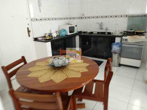 Apartamento, código rcc81 em Praia Grande, bairro Guilhermina
