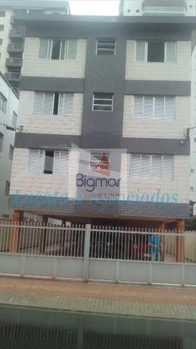 Apartamento, código 316 em Praia Grande, bairro Guilhermina