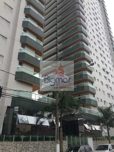 Apartamento, código 327 em Praia Grande, bairro Canto do Forte