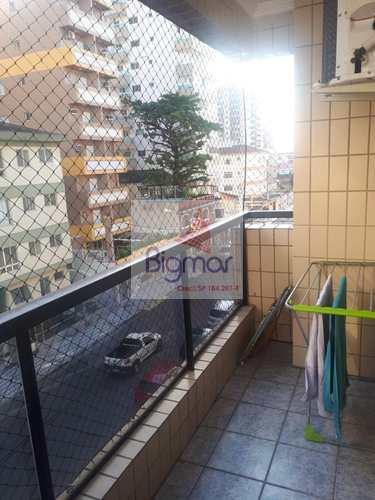 Apartamento, código 340 em Praia Grande, bairro Guilhermina