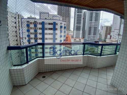 Apartamento, código 437 em Praia Grande, bairro Guilhermina