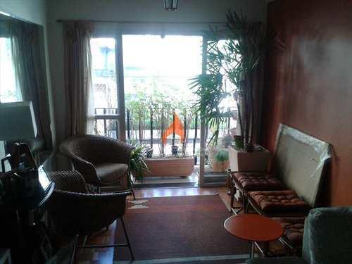 Apartamento, código 1257 em São Paulo, bairro Brooklin Paulista