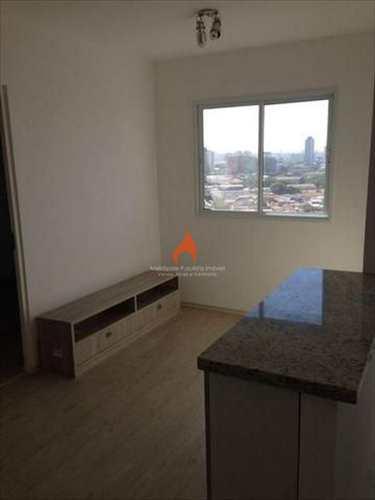Apartamento, código 186 em São Paulo, bairro Cambuci