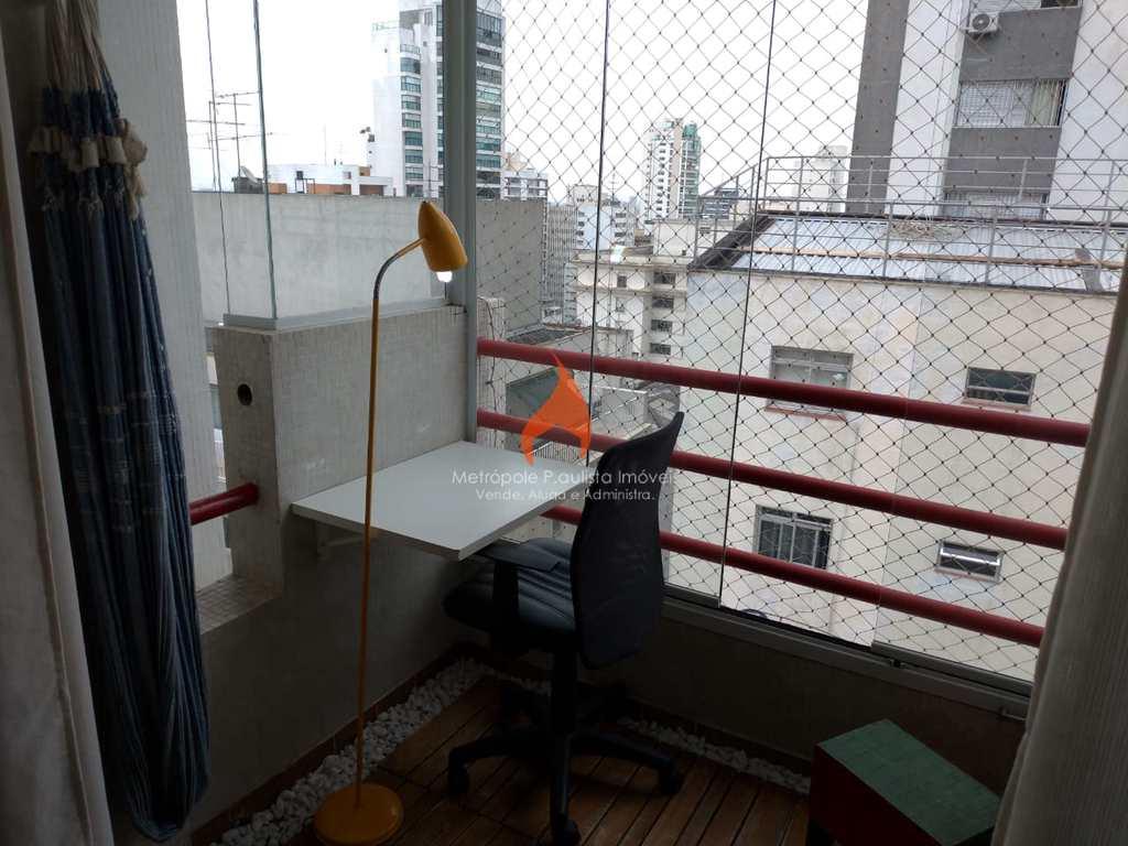 Apartamento em São Paulo, no bairro Jardim Paulista