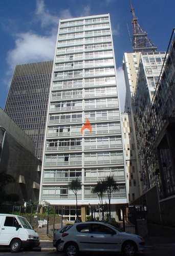 Apartamento, código 3207 em São Paulo, bairro Bela Vista