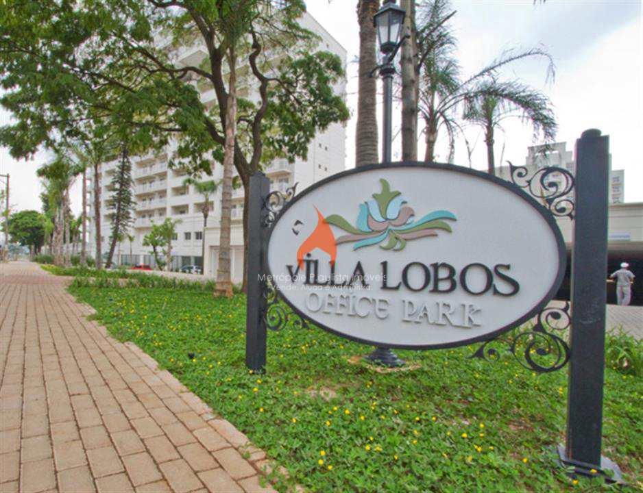 Conjunto Comercial em São Paulo, no bairro Vila Hamburguesa