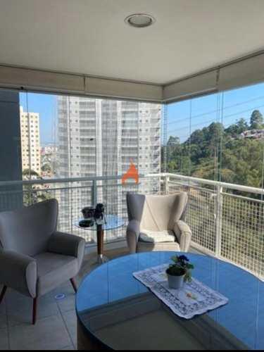Apartamento, código 3452 em São Paulo, bairro Vila Andrade