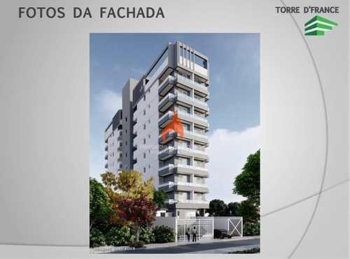 Apartamento, código 3500 em Santo André, bairro Parque das Nações