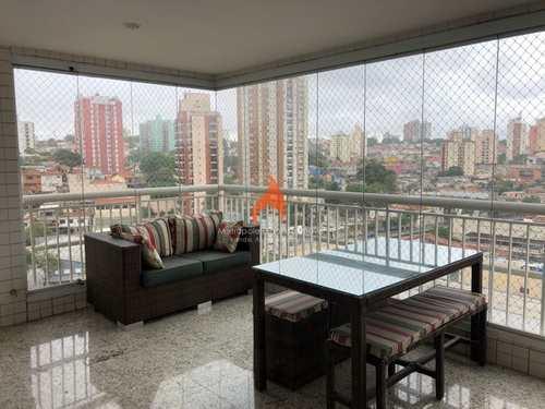 Apartamento, código 3526 em São Paulo, bairro Vila Regente Feijó