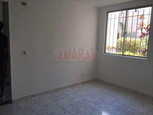 Apartamento, código 10922 em São Paulo, bairro Cidade Satélite Santa Bárbara