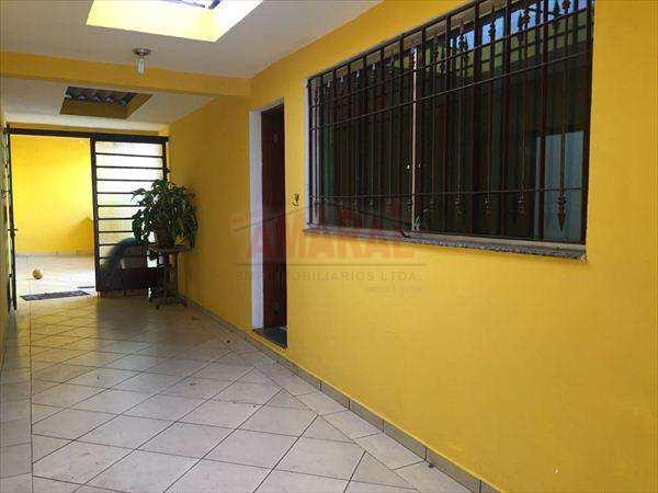 Casa em São Paulo, no bairro Jardim Rodolfo Pirani
