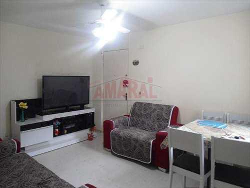 Apartamento, código 10884 em São Paulo, bairro Cidade Satélite Santa Bárbara