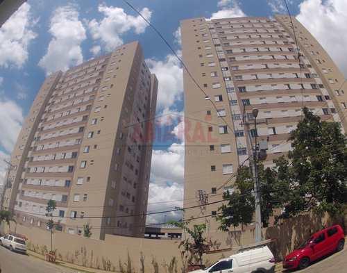 Apartamento, código 10902 em São Paulo, bairro Cidade Satélite Santa Bárbara