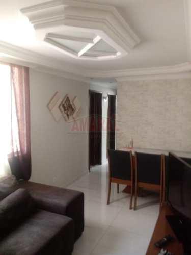Apartamento, código 10872 em São Paulo, bairro Cidade Satélite Santa Bárbara