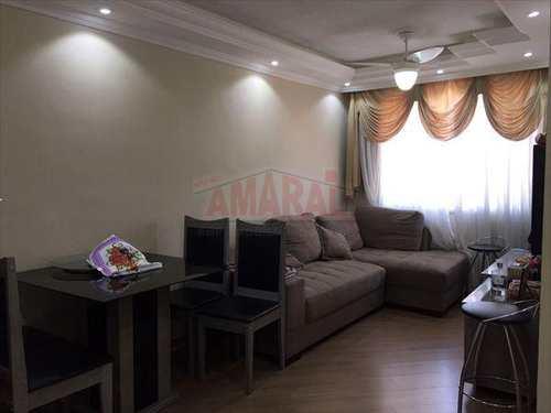 Apartamento, código 10853 em São Paulo, bairro Cidade Satélite Santa Bárbara