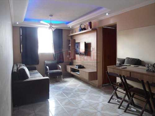 Apartamento, código 10847 em São Paulo, bairro Cidade Satélite Santa Bárbara