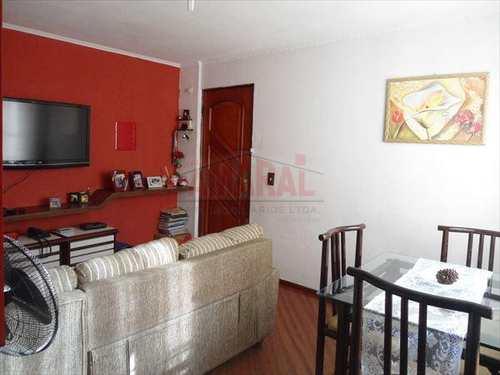 Apartamento, código 10843 em São Paulo, bairro Cidade Satélite Santa Bárbara