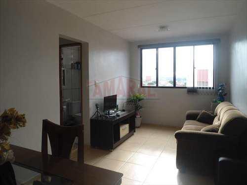 Apartamento, código 10841 em São Paulo, bairro Cidade Satélite Santa Bárbara